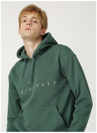 Jack & Jones Jack & Jones 12176864 Sweatshirt Yeşil